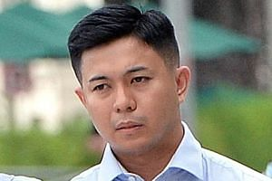 Firman had allegedly told the girl's boyfriend to leave before leading the girl to another block.