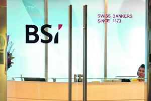 District court judge Christopher Goh has granted bail of S$600,000 Thursday for ex-BSI wealth planner Yeo Jiawei.