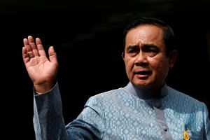Thailand's Prime Minister Prayut Chan-ocha will deliver the keynote address at the annual Shangri-La Dialogue in Singapore.
