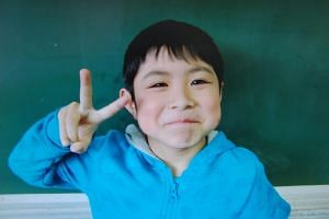 Seven-year-old Yamato Tanooka, who was abandoned in a forest, was found alive and unharmed on June 3, 2016.