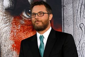 Director Duncan Jones at the premiere of the movie Warcraft in Hollywood, California, on June 6.