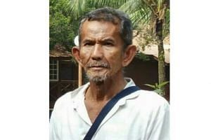 Singaporean Sinar Widjoyo Tugi has been reported missing in Pulau Tioman since Wednesday afternoon.