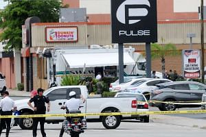 Security giant G4s, employer of the gunman behind the Orlando shooting, saw its shares plunge on the London stock market on June 13, 2016.
