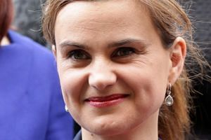 British Labour Member of Parliament Jo Cox in a picture dated May 16, 2016.