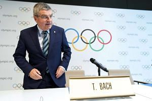 """IOC president Thomas Bach added that if IAAF allows """"special clearance"""" for any clean Russian athletes to compete, it will be under the Russian flag, and not the Olympic or neutral one."""