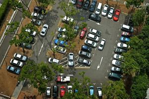 Public parking rates were raised in 2002, 1993 and 1989, and in all cases, the increase was more than 10 per cent.