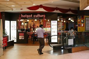 The Hotpot Culture outlet in Marina Square has reopened, and eateries there have put the rat incident behind them.