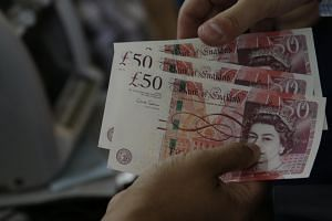 The British pound sterling fell 3.8 per cent on June 27, 2016, dropping it to its weakest level since 1985.