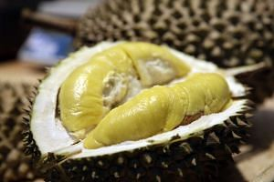 Peak season to durians is now expected to be delayed until the end of July.