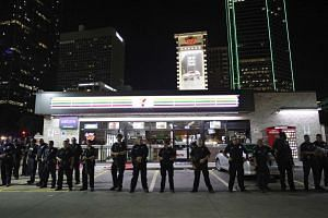 The Texan native is suspected of opening fire on police officers in Dallas, killing five and wounding seven others.