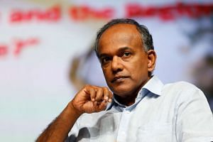 Law Minister K. Shanmugam said the Government's decision to put contempt of court laws in writing was not prompted by recent developments.