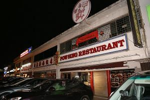 Pow Sing Restaurant was ordered to clean its premises after 29 customers came down with a stomach bug.