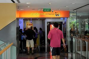 California Fitness announced on Wednesday (July 20) that it has shut down all its outlets in Singapore until further notice.