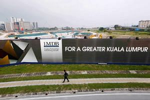 The US Justice Department is seeking to seize more than US$1 billion (S$1.35 billion) worth of assets which it claims were bought with money stolen from 1MDB.