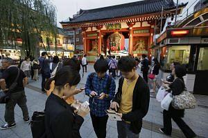POKEMON WORLD: In Tokyo, Japan