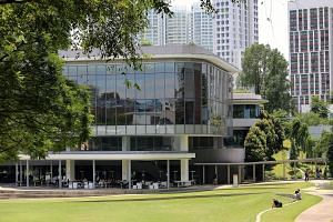 The NUS suspension came after a video was posted online showing freshmen being dunked repeatedly in a pond on Wednesday, despite a reminder the day before on unacceptable activities.
