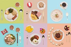 Breakfast of Champions composite shoot