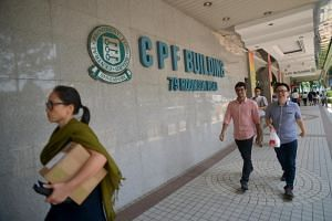 The new CPF Life Plan is open to any CPF member who has sufficient savings in his or her account.