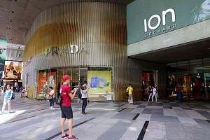 Shopping mall Ion Orchard will release hundreds of lures - items that attract more Pokemon - at the mall until Aug 21.