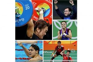 AirAsia's chief executive announced that all Asean athletes who won gold medals in the Rio 2016 Olympic Games will get free flights for life.