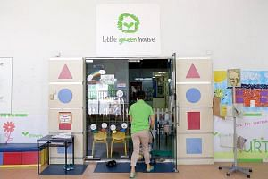 A teacher at Little Greenhouse had not shown any symptoms of tuberculosis, according to the childcare centre's deputy chief operations officer Ruth Kua.