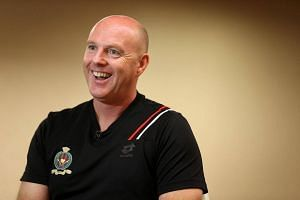 DPMM coach Steve Kean wants to focus solely on his club and not waste time thinking about being party poopers.