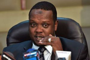 Kenya's Sports Minister Hassan Wario announced the disbanding of the Kenyan Olympic Committee on Aug 27, 2016, after the allegations surfaced.