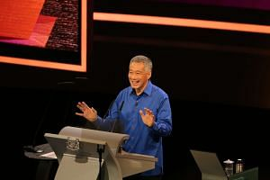 Prime Minister Lee Hsien Loong will make a four-day trip to China on Friday (Sept 2).