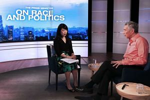 Prime Minister Lee Hsien Loong during an interview with MediaCorp broadcast on Sunday (Sept 4).