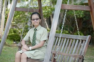 Tan Wan Gee's poem beat thousands of other works to take second spot in the junior category of The Queen's Commonwealth Essay Competition 2016.