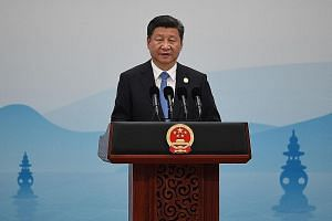 Mr Xi said the two-day summit would be remembered for turning the G-20 from a crisis-response forum into a long-term global economic governance body.
