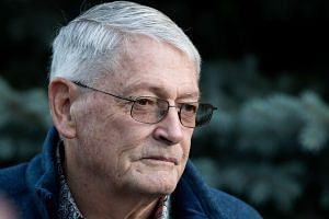 Mr John Malone attending the annual Allen & Company Sun Valley Conference in Sun Valley, Idaho on July 6, 2016. The takeover of F1 is the latest coup for the low-key deal-maker.