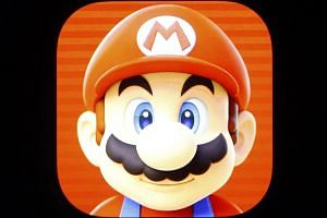 Super Mario will be jumping onto Apple's App Store in December.