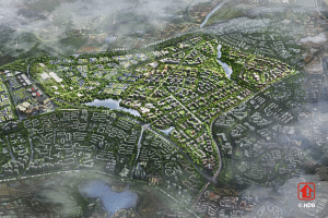 Tengah, Singapore's 24th HDB town, will be transformed into a Forest Town that is green, sustainable and smart.