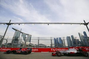 There is a question as to whether Singapore will host the Grand Prix after its contract with rights holder Formula One Administration ends next year.