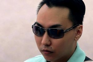 Franklie Tan Guang Wei was jailed for 6½ years with six strokes of the cane for pushing a baby off a bed and breaking his skull.
