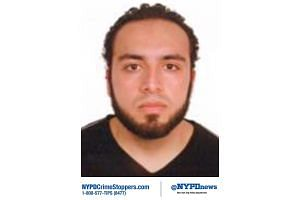 The New York Police Departments is looking for a suspect, identified as Ahmad Khan Rahami, in connection with the bombing in the city's Chelsea district on Saturday, Sept 17, 2016.