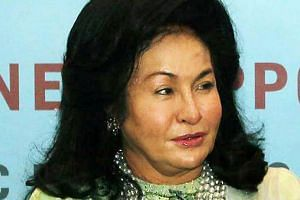 Malaysia's First Lady Rosmah Mansor is known for her lavish spending on luxury items like Hermès Birkin bags.