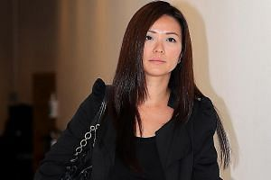 Former City Harvest Church finance manager Serina Wee.