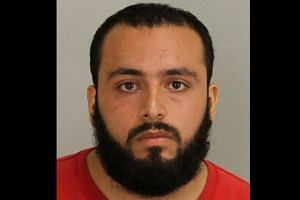 Ahmad Khan Rahami, 28, is shown in this US Prosecutor's Office photo.