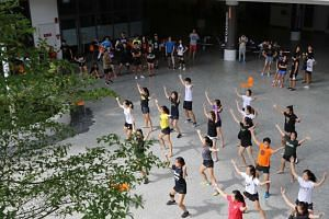 The National University of Singapore (NUS) has taken action against at least 14 undergraduates for their role in inappropriate orientation activities in July.