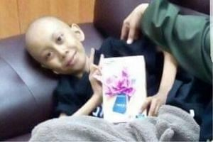 A group of caring Malaysians are calling for gifts of Lego for 11-year-old cancer patient Muhammad Danish Maarif through a project.