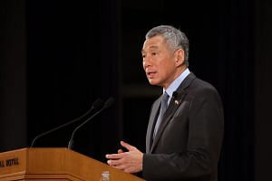 The Asia Pacific region is entering a period where there are major geopolitical shifts and difficult internal conditions to navigate, Prime Minister Lee Hsien Loong said on Thursday (Sept 29) at the Nikkei International Conference.