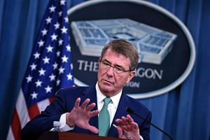 "Pentagon chief Ashton Carter on Friday blasted the ""deeply troubling"" remarks by Philippine President Rodrigo Duterte."