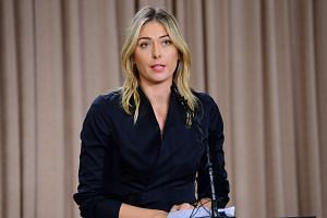 Maria Sharapova's two-year doping ban has been reduced by nine months.