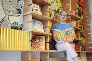 Mr Edmund Wee, managing director of Epigram Books.