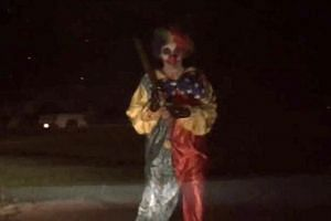 Sightings of so-called creepy clowns were first reported in August in South Carolina, which turned out to be bogus, but similar sightings have since been reported in more than a dozen US states, with the authorities forced to react to the bizarre phe