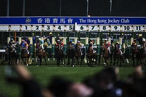 The Hong Kong Jockey Club introduced digital products offering punters real-time data on horse races on their smartphones and tablets, to fight illegal online gambling.