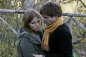 Amanda Knox and her then-boyfriend Raffaele Sollecito (both above) were cleared of the murder of Meredith Kercher last year.