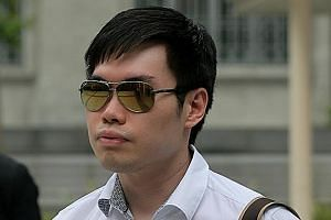 Businessman Mark Tan said he had only wanted to subdue his father who was the assailant.
